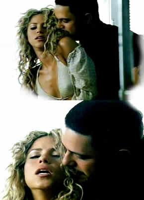 Shakira alejandro sans sex video